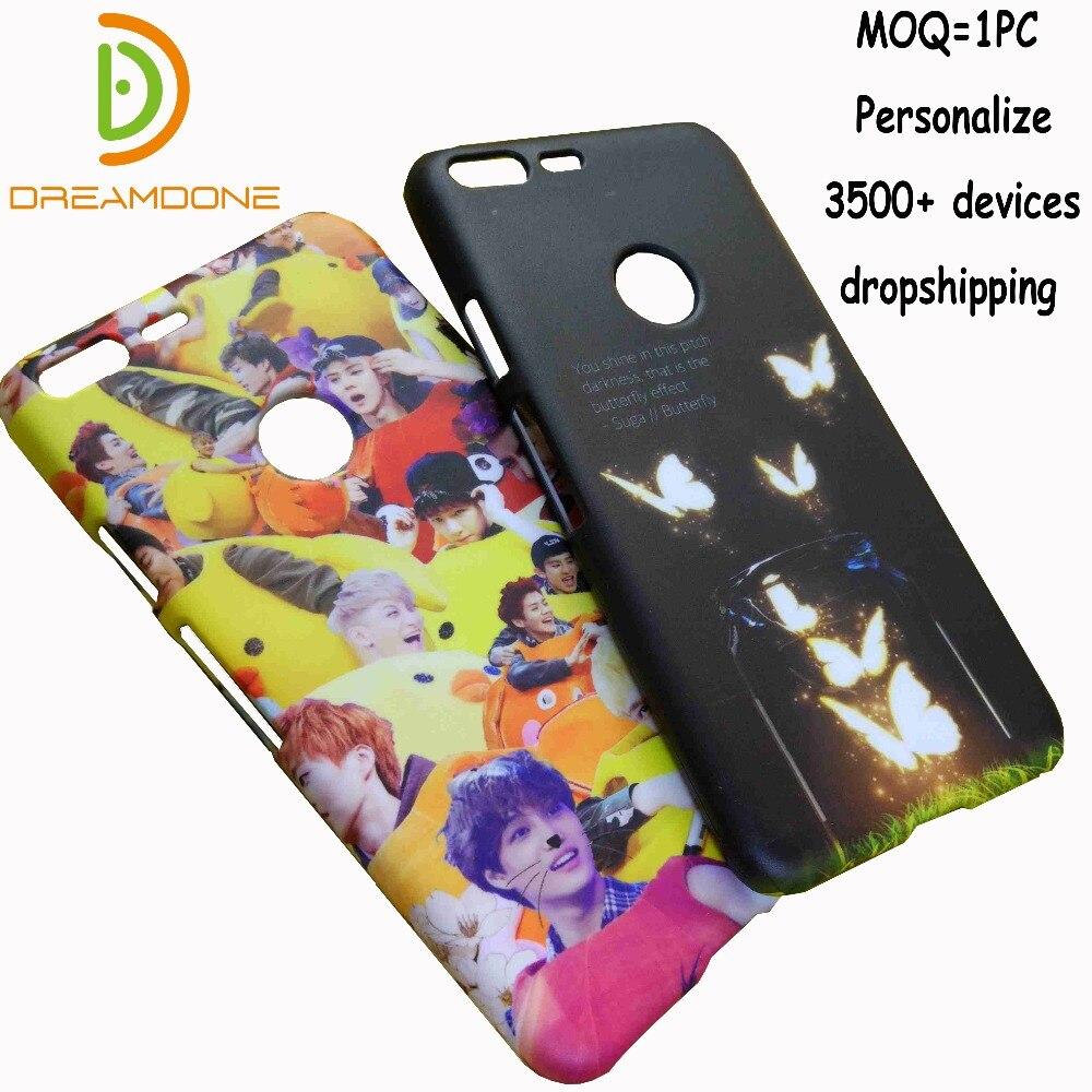 Gyári egyéni 3D hőszublimációs műanyag telefon tok HTC - Mobiltelefon alkatrész és tartozékok