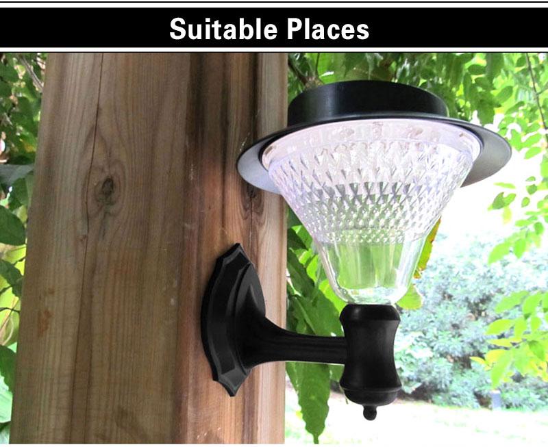 32 Leds Lâmpada De Parede Sensor de