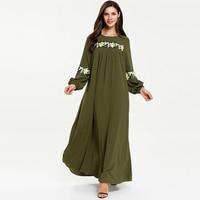 Vestidos Arabes Elegantes Abaya Caftan Dubai Islamic Kaftan Dress Women Ramadan Elbise Eid Dresses Sukienki Robe Femme Musulmane