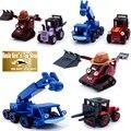 Литья под давлением модель боб строитель сплава транспортных средств металла автомобили для детей мальчиков игрушки как подарок, Последовательно-trix / последовательно-sumsy / бенни / высокие модель