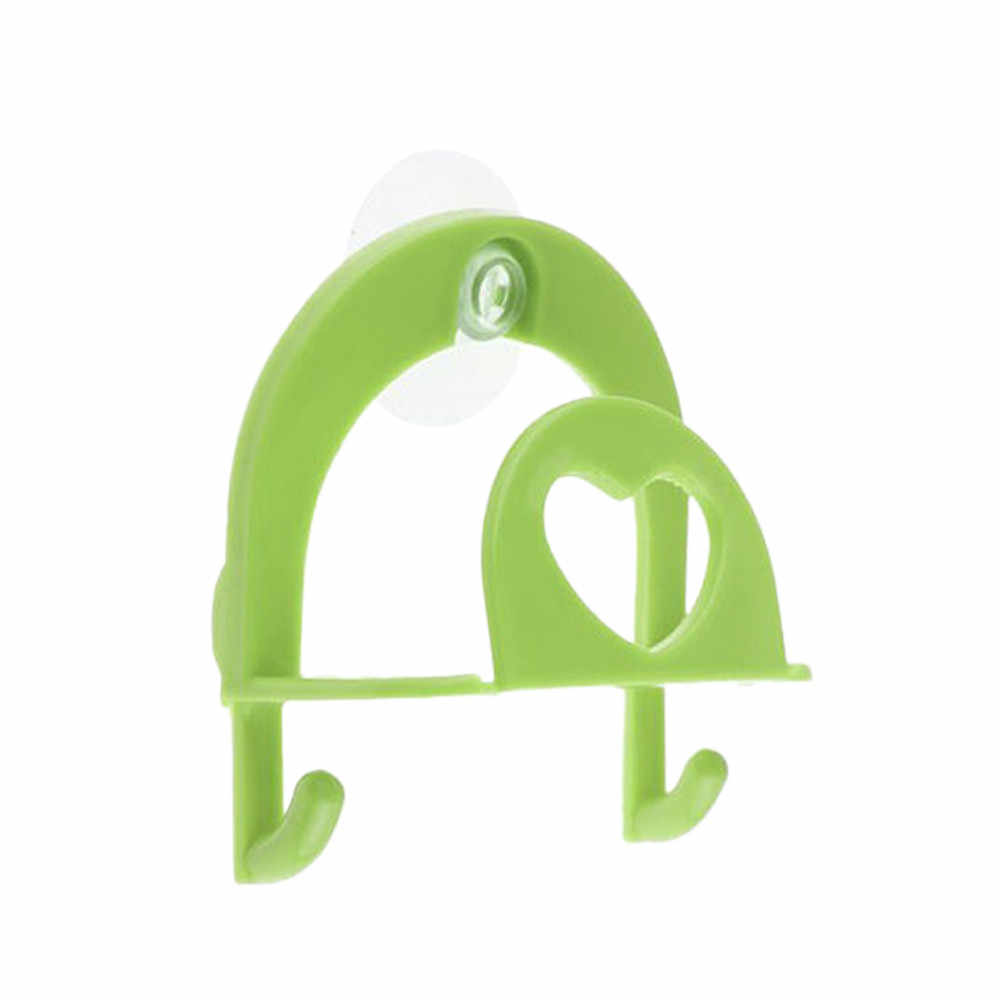 น่ารักผู้ถือฟองน้ำคัพสะดวกห้องครัวผู้ถือเครื่องมือผู้ถือเก็บ racks ห้องน้ำ Gadget Decor @ 2