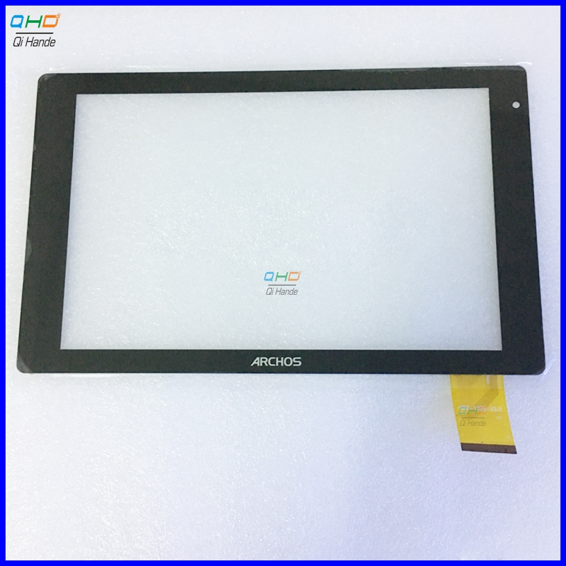 Touch screen,New for 10.1 Inch Archos 101b Oxygen EU/UK 32GB AC101B0X Tablet PC touch panel digitizer sensor with Archos LOGO цена 2017