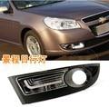 Hireno Super-brilhante LED Diurnas Luz para Chevrolet Epica 2008 2009 2010 2011 2012 Carro LEVOU DRL nevoeiro lâmpada 2 PS
