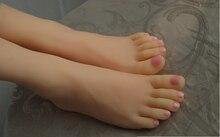 sex doll Fake silicon women footfetish Feet foot fetish worship foot toys mold