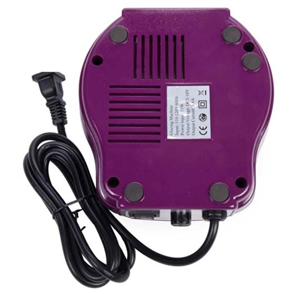REBUNE Pro 35000 RPM Elektrikli Dırnaq Manikür Qazma Fayl Bit - Dırnaq sənəti - Fotoqrafiya 5