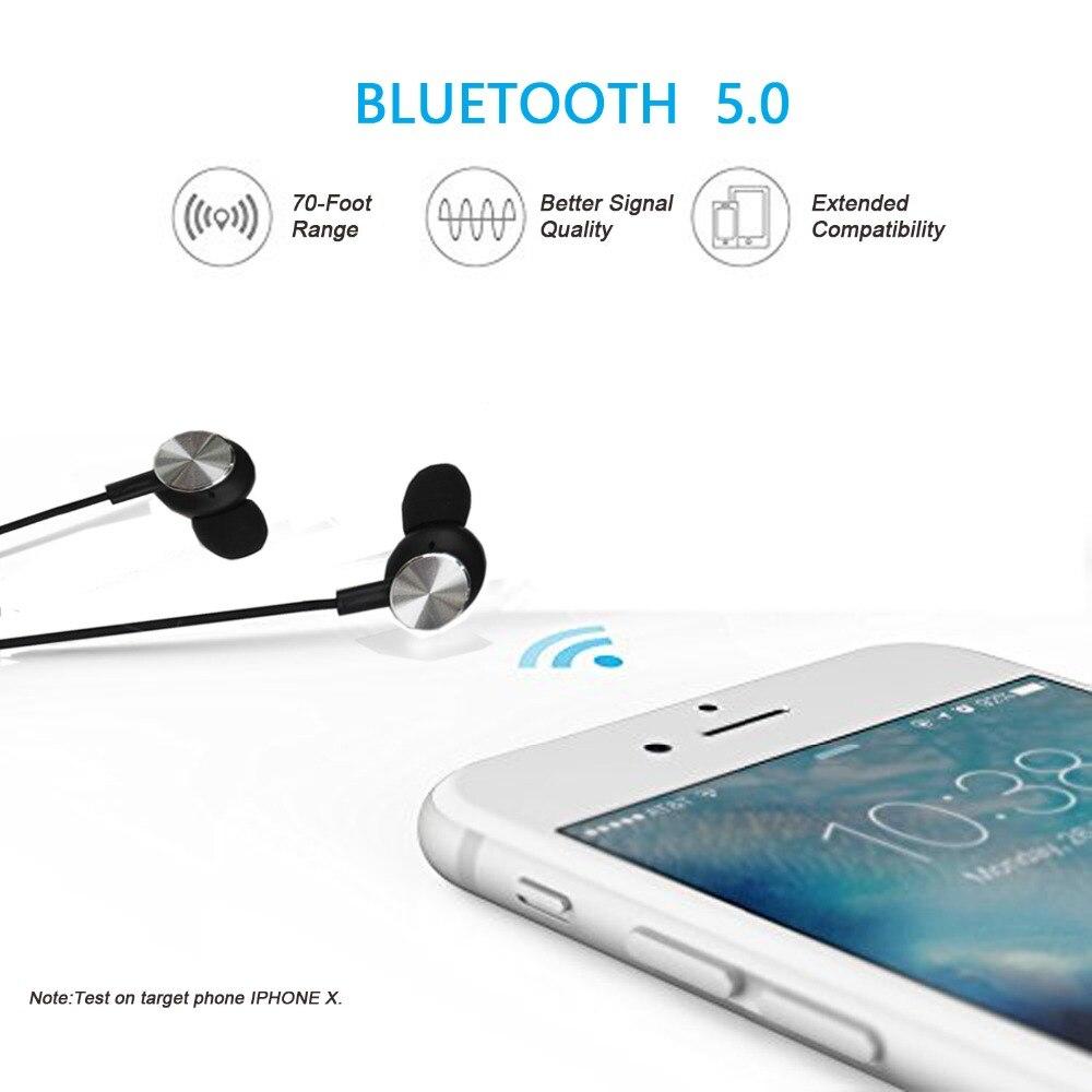 Auriculares auricular inalámbrico Bluetooth Auriculares manos libres… orejeras Auriculares embargar auricular… kulakl k auriculares de metal headpiece