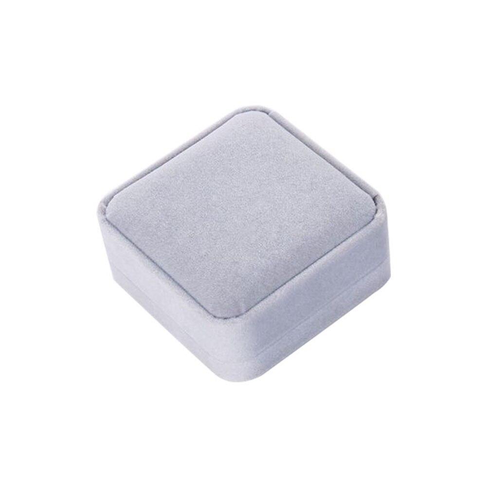 New Elegant Square Bracelet Storage Box Bangle Jewelry Holder Gift Packaging Case