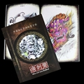 2016 New Design Traditional Chinese Practical Tattooing Manuscripts Design Sketch Book Tattoo Design Book 70 Pages Free Shipping