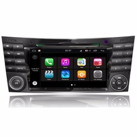 Android 7.1 Car Radio Video Player for Mercedes Benz W211 2002 2008 DVD GPS