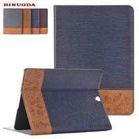 Patchwork Design Stand Folio Case Smart Cover For Samsung Galaxy Tab S3 9 7 Tablet SM