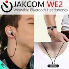 JAKCOM WE2 Wearable Inteligente Fone de Ouvido venda Quente em Fones De Ouvido Fones De Ouvido como se 215 superlux mp3
