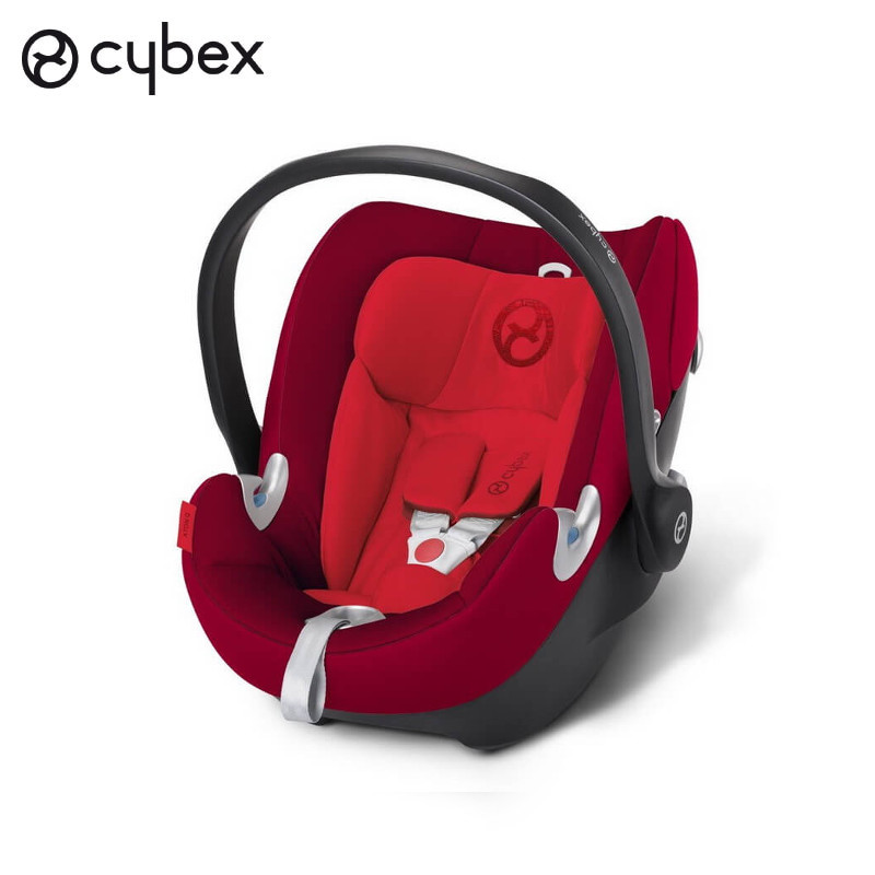 Child Car Safety Seat Cybex Aton Q 45 cm - 75 cm, max. 13 kg chair baby seat Kidstravel grouplylka0+ atonq bar chair black red white color seat coffee house public house stool study classroom university chair chair free shipping