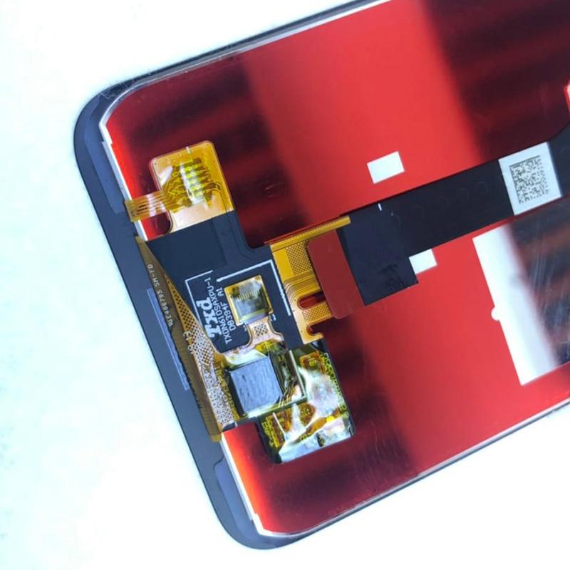 Image 5 - 6,01 ''Новый lcd для Huawei Y6 Pro 2019 Y6 Prime 2019 lcd сенсорный экран дигитайзер сборка для Y6 2019 дисплей ремонтный комплект-in ЖК-экраны для мобильного телефона from Мобильные телефоны и телекоммуникации