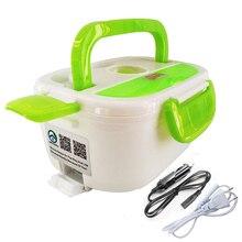 Домашний Автомобиль с электрическим подогревом, 12 В, 220 В, вставные Ланч-боксы, пластиковые контейнеры для хранения еды, портативная кухонная коробка для посуды