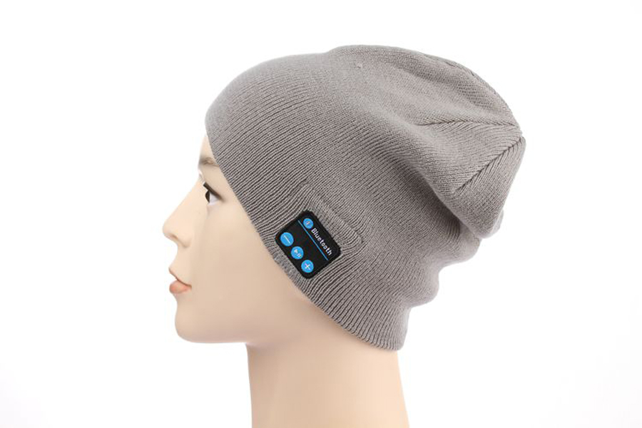 Hot Sale Soft Warm Music Hat Wireless Bluetooth Smart Cap Headset Headphone Bluetooth Hat Earphone for Smartphone wireless bluetooth headphones music hat smart caps headset earphone warm beanies winter hat with speaker mic for sports