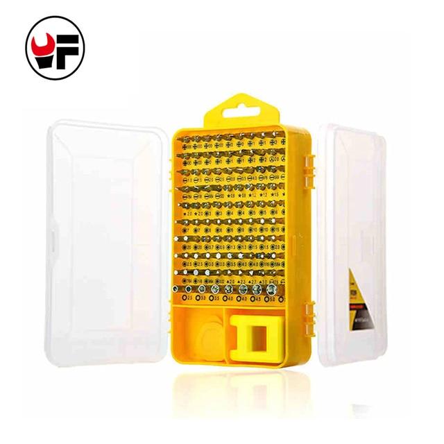 108PCS screwdriver set Multi-function repair computer Essential Tools Digital Mobile Phone Repair hand tools DS102