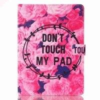 PU Lederen Flip Case voor coque iPad Pro 9.7 Case voor iPad Pro 9.7 inch Cover Tablet Case