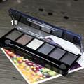 Eyeshadow Palette High Quality Hot Sale 6 Colors Eye Shadow Powder Eyeshadows Cosmetics Shadows Naked Smoky H12