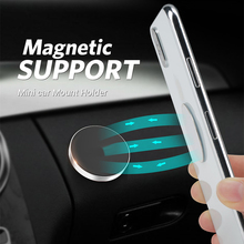 Magnetic Mobile Phone Holder Car Dashboard mobile Bracket Cell Phone Mount Holder Stand Universal Magnet Wall Sticker For iPhone magnet car mount holder stand bracket for mobile phone universal magnetic car phone holder magnetic dashboard phone holder stand