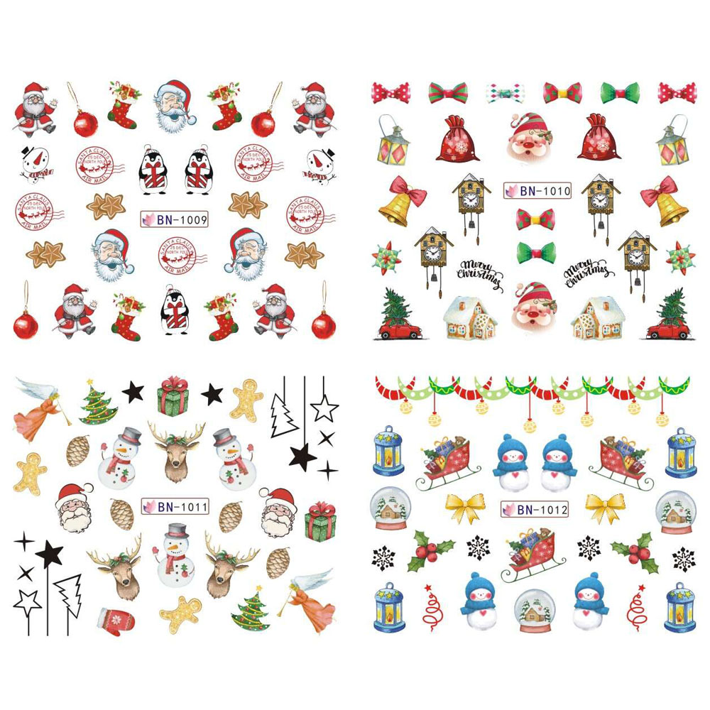 Nail Stickers 3