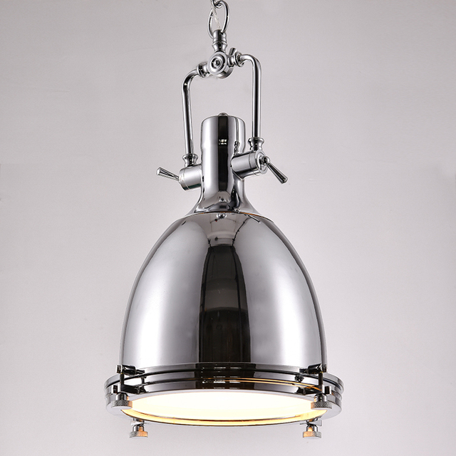 Loft vintage pendant lights retro industrial Restaurant Coffee Bedroom Lighting Bar Kitchen iron pulley light lamp Light Fixture