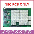 NEC relay PCB /NEC Relay Panel /PCB Board Chip only for TCS CDP PRO PLUS/MVD/W-OW /Multidiag pro+