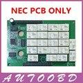 NEC relay PCB/NEC Relay Panel/Placa PCB Chip sólo para TCS CDP PRO PLUS/MVD/W-OW/Multidiag pro +