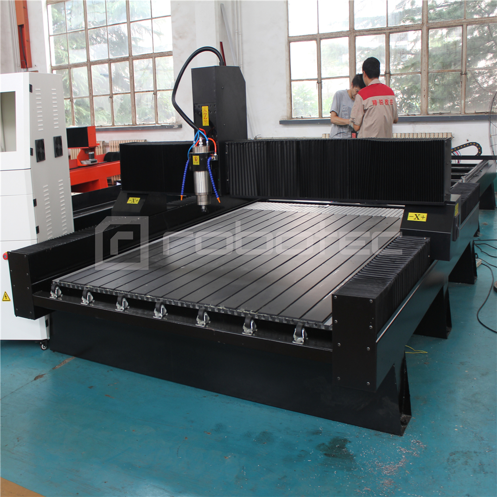 4x8 Feet China 3 Axis Aluminum Cnc Router For Granite Engraving Machine Cnc 1325 Wood Stone Cnc Router For Marble Carving