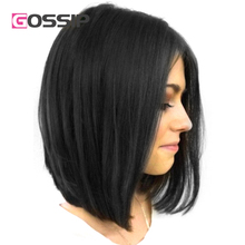 Malaysian Virgin Hair Short Human Hair Wig Lace Front Bob Wigs 8A Lace Wig Short Bob Full Lace Human Hair Wigs For Black Women