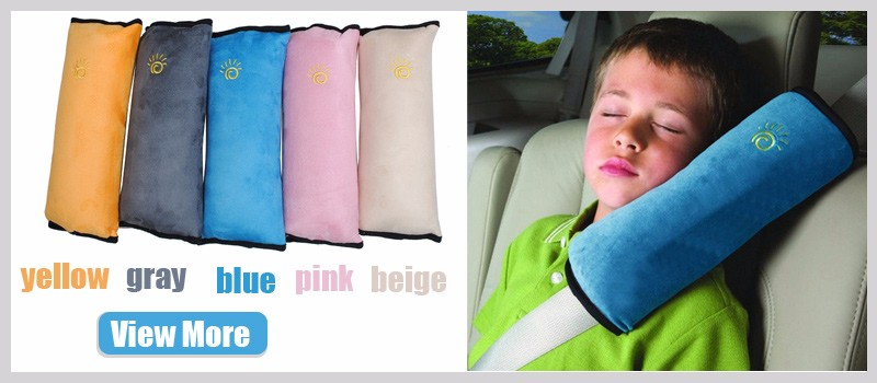 car-children-pillow