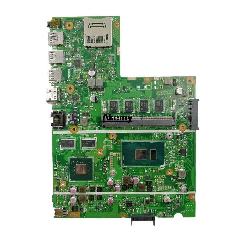 Dla For Asus X541UJ X541UV X541U X541 X541UVK X541UQk Laptop płyta główna Test oryginalna płyta główna 8G i7 CPU darmo HDD pokładzie