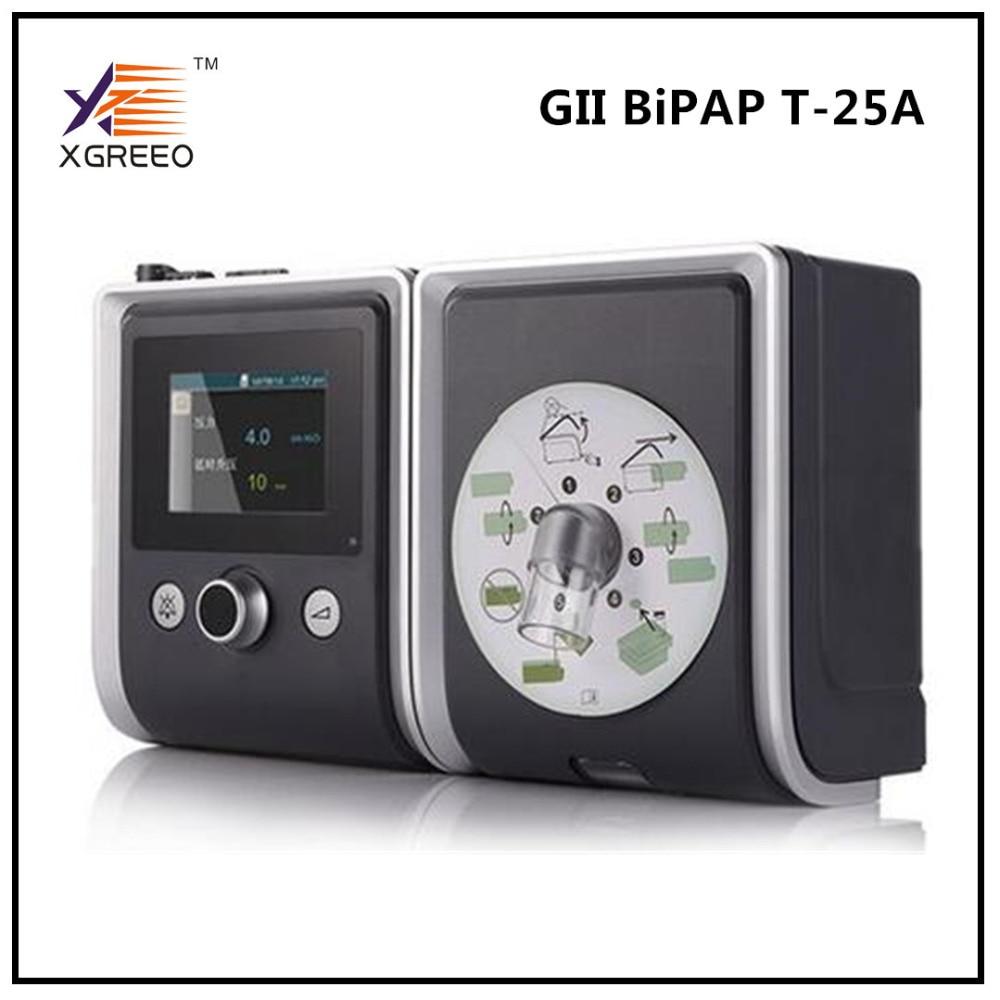 BMC BiPAP GII Bi-Level CPAP Machine With Humidifier