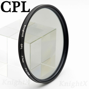 Image 3 - KnightX CPL UV STAR ND filter 49MM 52MM 55MM 58MM 62MM 67MM 72MM 77MM infrared dish LENS Kit camera for Nikon Canon Polarizing