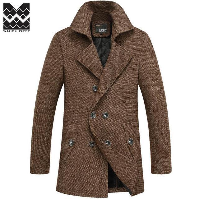 9d4f97184b7 New Fashion Men s Jacket Outdoors Outer Coat Men Overcoat Mens Jackets and Coats  Autumn and Winter Jackets For Men Coat