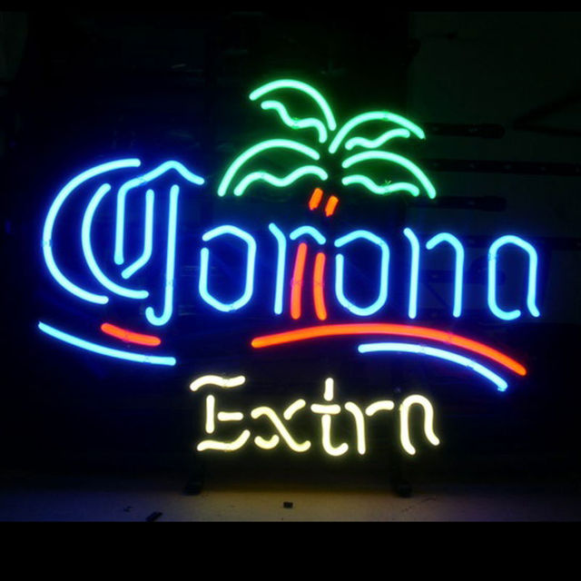 Revolutionary neon light super bright bar neon signs corona extra revolutionary neon light super bright bar neon signs corona extra classic palm tree neon signs beer mozeypictures Images