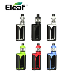 Original 200W Eleaf IKuun I200 / ikuu i200 Vape Kit with MELO 4 Atomizer 4.5ml & 4600mAh Battery Box Mod & EC2 Coil vs Drag mini