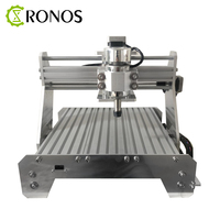 CNC Engraving Machine Full Metal ER High Power Spindle Small Electric CNC Automatic Offline Metal Cutting Machine|Wood Routers|Tools -