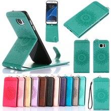 Фотография Stand Vertical Folio Flip Leather Fundas Case For Samsung Galaxy S3 S4 S5 S6 S7 Edge Mini Note 4 5 Holder Cover Coque LZGH000