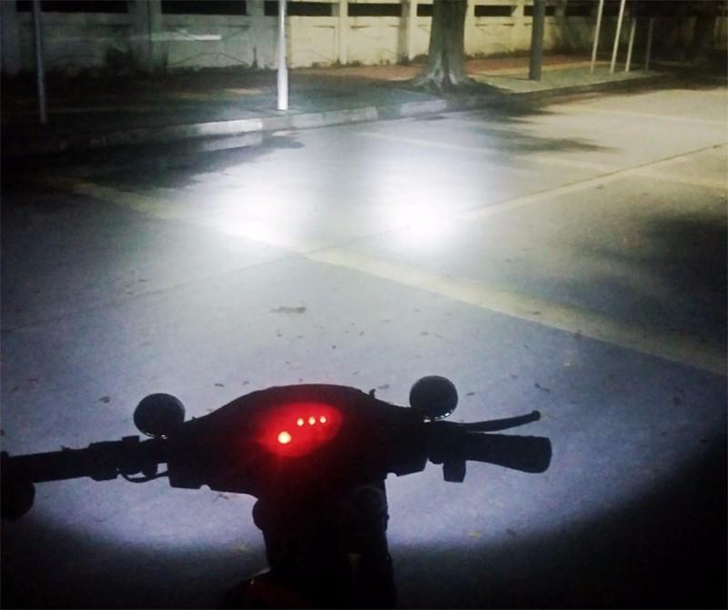LED Motorcycle Headlight 4led (1)