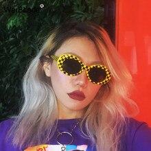 6f037ed38 NIRVANA Kurt Cobain WarBLade Óculos Óculos Redondos Óculos De Sol Para Mulheres  Homens Espelhado Óculos Retro
