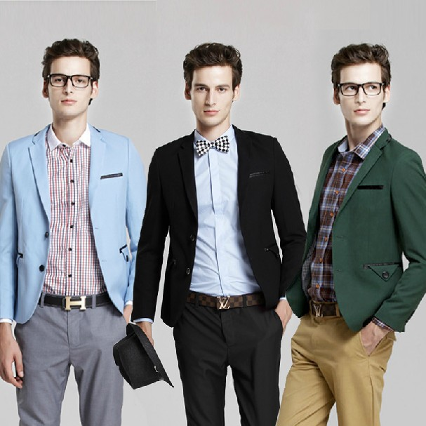 Online Shop Free Shipping New Men's Suit,fashion Brand Designer