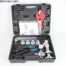 Гидравлические обжимные инструменты для труб прессованные инструменты Зажимные инструменты сантехнические инструменты для расширителя труб и обжима труб 16-32 мм