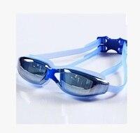 Professional Silicone Underwater Waterproof Anti Fog UV Protection Swim Pool Swimming Goggles Water Glasses Eyewear Accessories