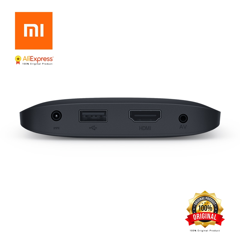 Xiaomi Caja 3c Hogar Wifi Red de Cable Digital Set-Top Box ...