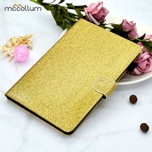 Glitter Leather Tablet Case For Huawei MediaPad T3 10 Covers for Huawei Honor Play Pad 2 AGS-L09 AGS-L03 AGS-W09 Flip Cover Bags