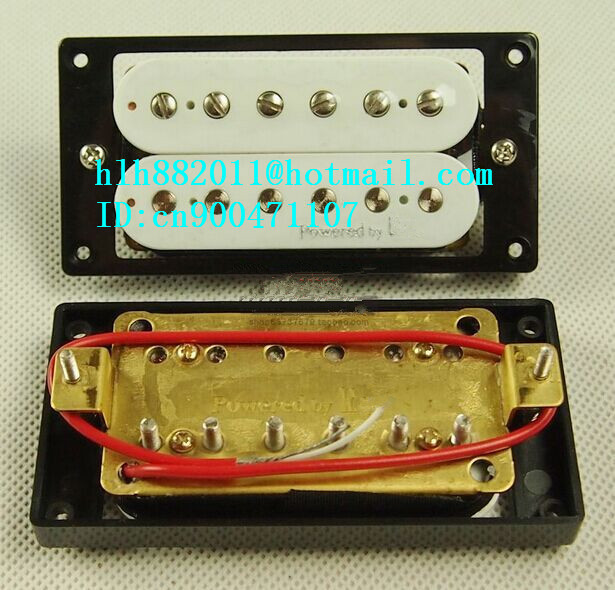 new electric guitar pickup in black and white made in South Korea LA-8324 купить