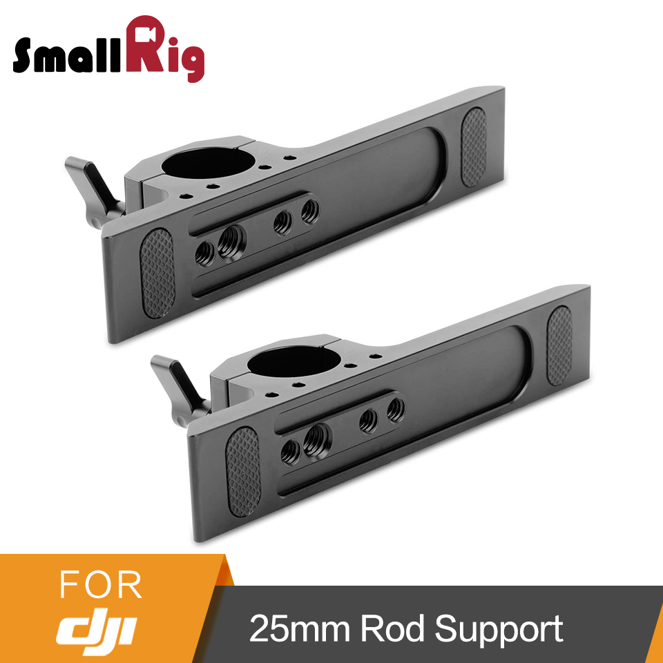 SmallRig 25mm Rod Support Feet for Stabilizer DJI Ronin M Ronin MX Grip Freefly MoVI Ring