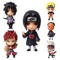 Transporte livre Dos Desenhos Animados colecionáveis/Personagens de Naruto modelo boneca/kit garagem delicado