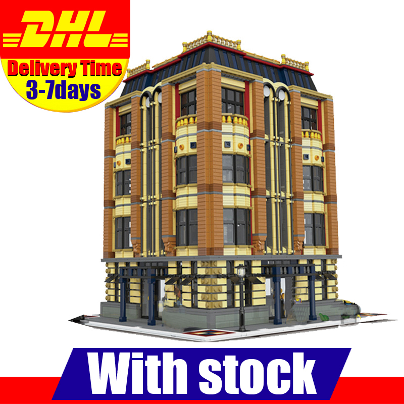 IN Stock 2018 New Lepin 15016 7968Pcs Street View Series Apple University Model Building Kits Model Blocks Brick Toy Gift a toy a dream lepin 15008 2462pcs city street creator green grocer model building kits blocks bricks compatible 10185