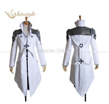 Kisstyle Fashion Anime Brave10 Sanada Ten Braves Juuyuushi Yuri Kamanosuke Cloth Uniform Cosplay Costume Custom-Made